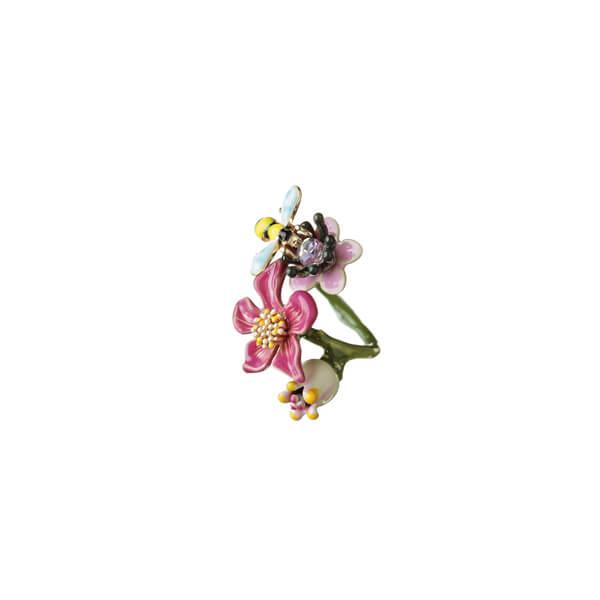 Ape su fiori, regolabile
